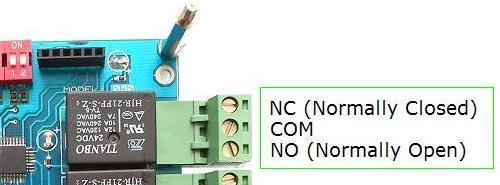 گیرنده کنترل از راه دور 4 وسیله برقی با مادون قرمز مدل 050