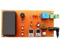 قفل رمز با RFID (بدون میکروکنترلر)