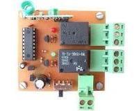 گیرنده کنترل از راه دور 2 وسیله برقی با ارتباط رادیویی (فیکس کد)