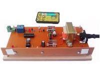 توضيحات کنترل از راه دور یک وسیله برقی با نشانگر لیزری