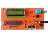 اطفاء حریق با نمایشگر LCD کاراکتری