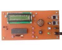 توضيحات ساعت و تقویم با نمایشگر LCD کاراکتری (DS1307)