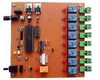 کنترل از راه دور 8 وسیله برقی از طریق خط تلفن
