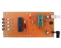 توضيحات کنترل سروو موتور با کامپیوتر از طریق پورت USB