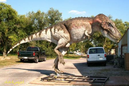 فروش پستی و خرید مستند دایناسورها
