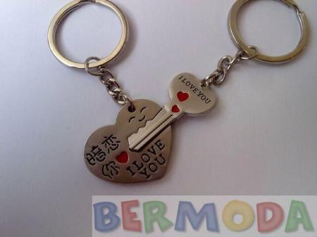 فروش پستی دست کلید جفتی عشق love