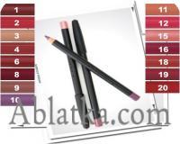 مدادلب آریسا - مداد لب بدون سرب (خط لب)