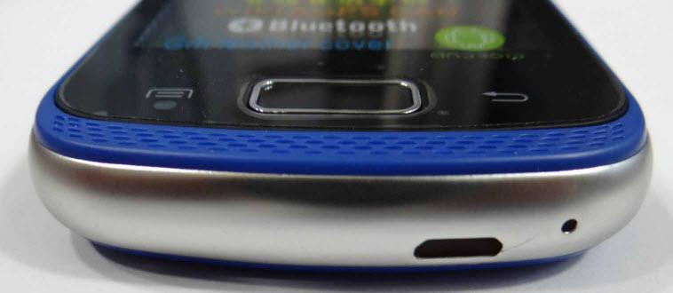 گوشی اندرویدی دوسیمکارته S 6010