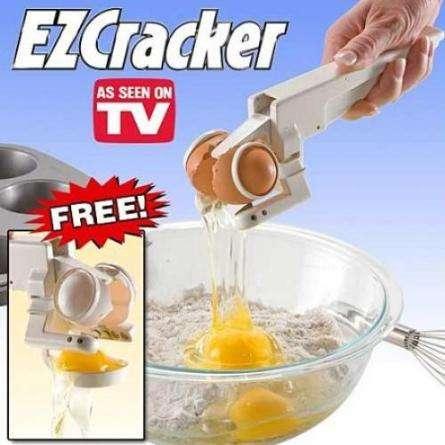 خرید تخم مرغ شکن EZ CRACKER