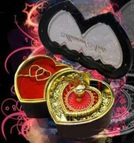 خرید جعبه موزیکال قلبی