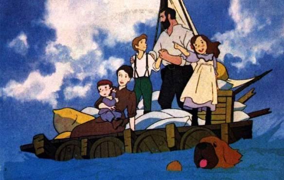 کارتون خانواده دکتر ارنست دوبله کامل