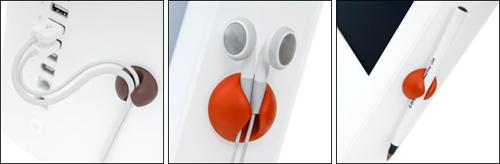 نگهدارنده سیم Cable clip