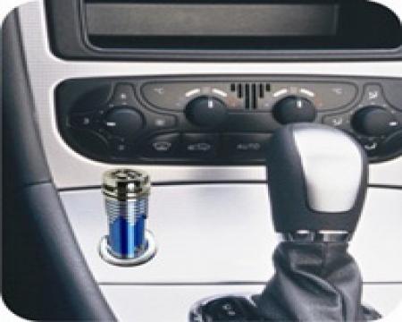 توضيحات كامل دستگاه تصفیه هوا داخل خودرو