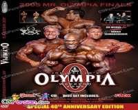 مسابقات مستر المپیا 2008(1DVD)
