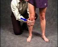 آموزش تیپینگ- بررسی و حمایت آسیب های زانو