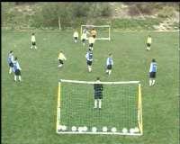 توضیحات تمرینات مدارس فوتبال و آمادگی جسمانی فوتبال