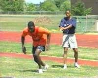 آموزش افزایش سرعت در ورزش ها (دو و میدانی)