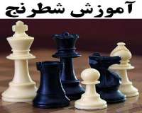 آموزش شطرنج ( فارسی ) کامپیوتری