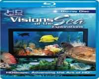 Visions of the Sea Explorations Blu-ray 1080i