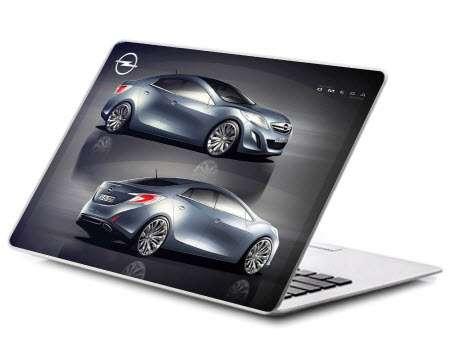 پوسته لپ تاپ مدل اپل