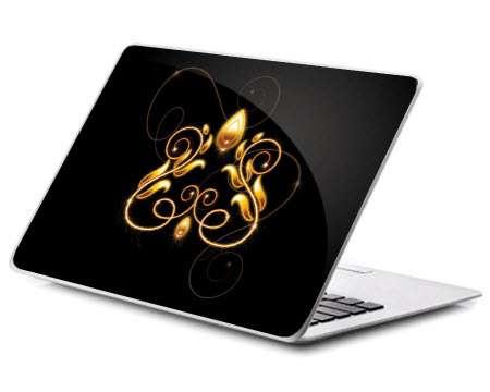 پوسته لپ تاپ مدل جواهر درخشان