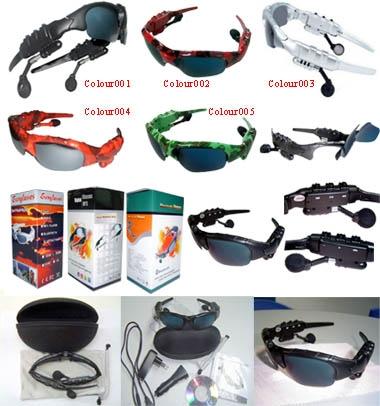 عینک آفتابی MP3 Player