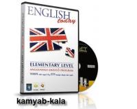 پک فوق العاده آموزش زبان انگلیسیEnglish Today کامل(26عددDVD)