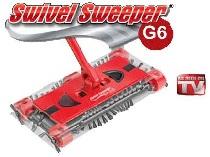 توضيحات كامل جاروی شارژی Swivel Sweeper G6 (سویول سوییپر)