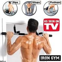 میله بارفیکـس آیرون جیم Iron Gym